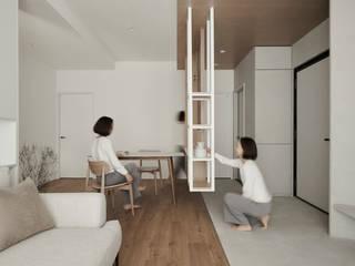 浮雲 寓子設計 客廳