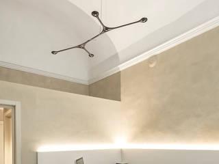 Carbon light lampada a sospensione Nosenso Design Sensations Ingresso, Corridoio & ScaleIlluminazione Nero