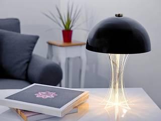 Mistic lampada da tavolo Nosenso Design Sensations Ingresso, Corridoio & ScaleIlluminazione Alluminio / Zinco Nero