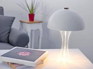 Mistic lampada da tavolo Nosenso Design Sensations Ingresso, Corridoio & ScaleIlluminazione Alluminio / Zinco Bianco