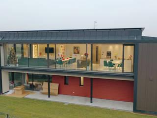 Villa in Italy BRUMMEL Modern houses