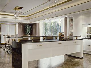 Diamond kitchen - Brummel BRUMMEL Kitchen units Wood White