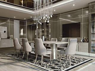 Essenza - Brummel BRUMMEL Modern dining room Grey