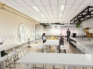 Yantram Design Studio di architettura Офіс