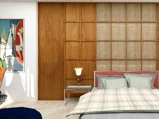 Monoceros Interarch Solutions Dormitorios de estilo mediterráneo