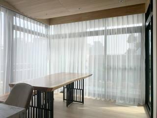 MSBT 幔室布緹 Phòng học/văn phòng phong cách tối giản Gỗ Wood effect