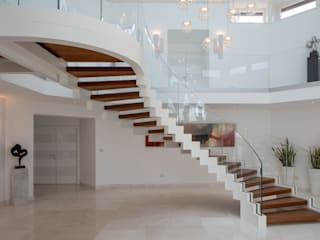 Siller Treppen/Stairs/Scale 階段