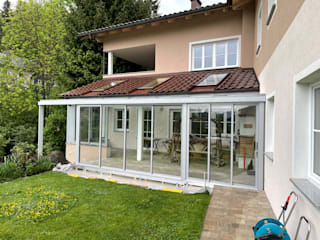 Schmidinger Wintergärten, Fenster & Verglasungen Classic style conservatory