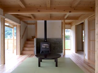 北村建築設計事務所 Living room