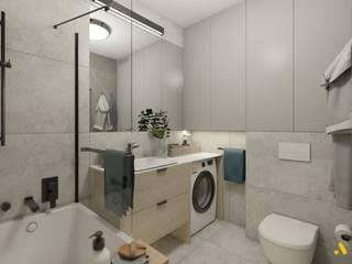atoato Modern bathroom