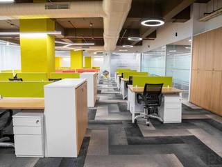 Apex Project Solutions Pvt. Ltd. Espacios comerciales de estilo moderno