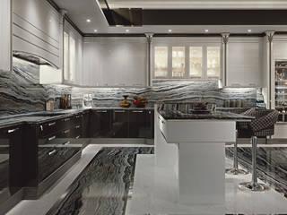 Ego - Brummel BRUMMEL Classic style kitchen Grey
