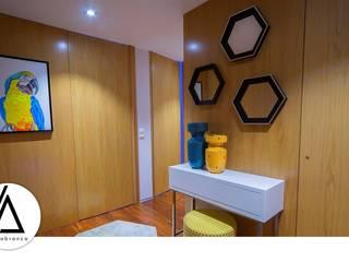 Areabranca Pasillos, vestíbulos y escaleras modernos