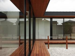 空間建築-傳 Zen garden White