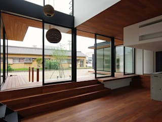 空間建築-傳 Salon asiatique Rouge