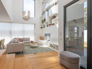 ShiStudio Interior Design SalasSalas y sillones