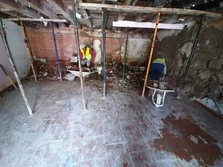 GF CONSTRUCCIÓN SOSTENIBLE S.L.U Modern living room