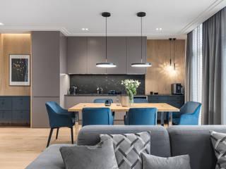 Anna Serafin Architektura Wnętrz Modern style kitchen