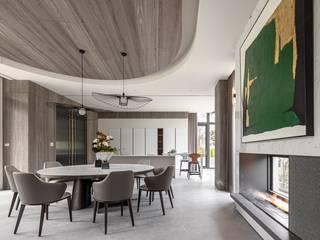 曦白樂居 仝育室內裝修設計有限公司 餐廳