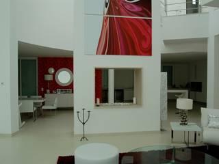 Susana Guerreiro Interior Design & Architecture ВітальняКаміни та аксесуари
