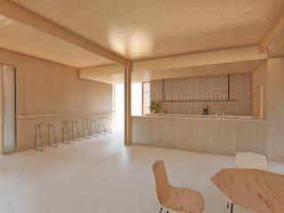 Chiringuito sostenible en Gandía, Valencia Arquitectura Sostenible e Interiorismo | a-nat Casas de madera