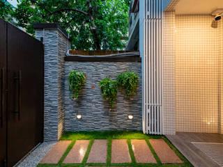 8號 松泰室內裝修設計工程有限公司 平房 磁磚 White
