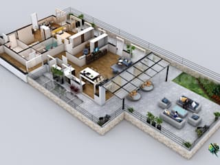 Yantram Design Studio di architettura