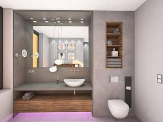 Wohn- & Badkonzepte ห้องน้ำ