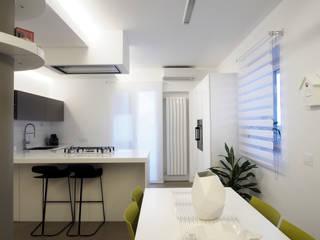 Casa BT Laboratorio di Progettazione Claudio Criscione Design Cucina moderna