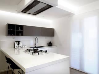 Casa BT Laboratorio di Progettazione Claudio Criscione Design Cucina attrezzata