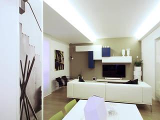 Casa BT Laboratorio di Progettazione Claudio Criscione Design Soggiorno moderno
