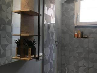 APPARTAMENTO A MILANO_03 Arch+ Studio Bagno moderno