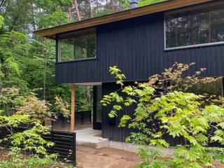 北村建築設計事務所 Maisons modernes