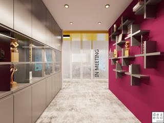 Dezeno Sdn Bhd Offices & stores Iron/Steel Purple/Violet