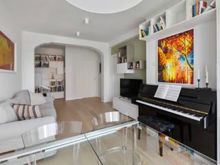 Sinfonia di colori Yome - your tailored home Soggiorno eclettico
