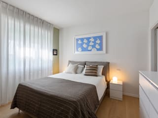 Yome - your tailored home Eclectic style bedroom