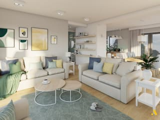 atoato Classic style living room