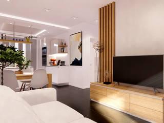Living CM Idea Design Factory Soggiorno moderno