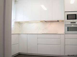 Suarco Small kitchens White
