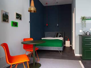 Berlin Interior Design Comedores eclécticos