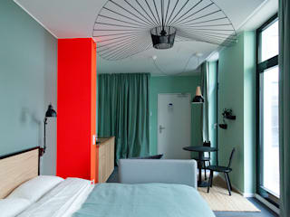 Berlin Interior Design Dormitorios eclécticos