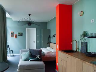 Berlin Interior Design Salones eclécticos