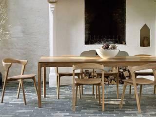 Ethnicraft, du mobilier contemporain en bois massif Création Contemporaine Salle à mangerTables