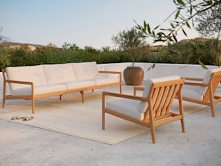 Ethnicraft, du mobilier contemporain en bois massif Création Contemporaine JardinMeubles
