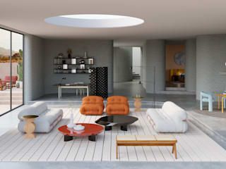 Collection The Cassina Perspective 2021 : les nouveautés Création Contemporaine SalonCanapés & tables basses