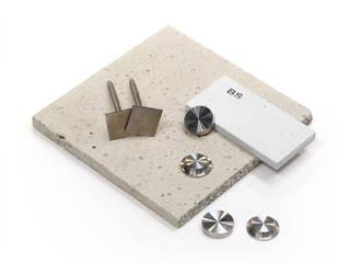 Luxum Modern walls & floors Metal