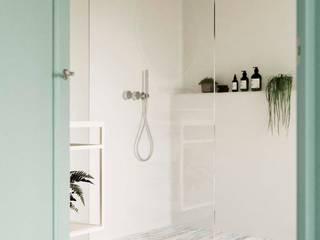 Bosnor, S.L. BadezimmerWannen und Duschen