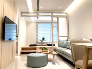 MSBT 幔室布緹 Phòng khách phong cách châu Á Transparent