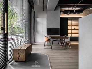 極簡辦公空間 Simple Design Working Space 極簡室內設計 Simple Design Studio 地板