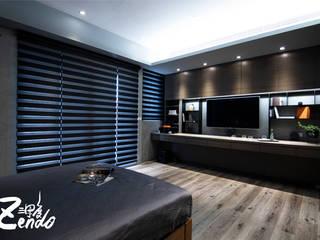 FLOOR STYLE Residential Zendo 深度空間設計 臥室